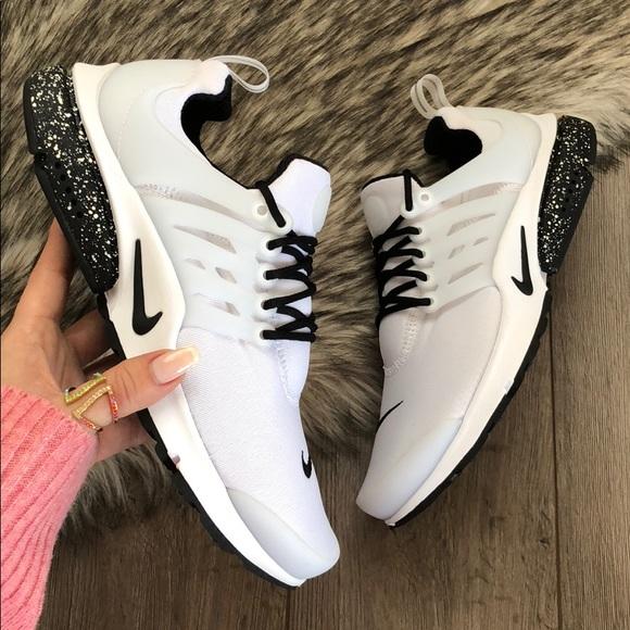 Nwt Nike Id Custom Oreo Air Presto